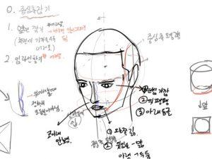 김영찬 작가님 기초드로잉 한달 후기